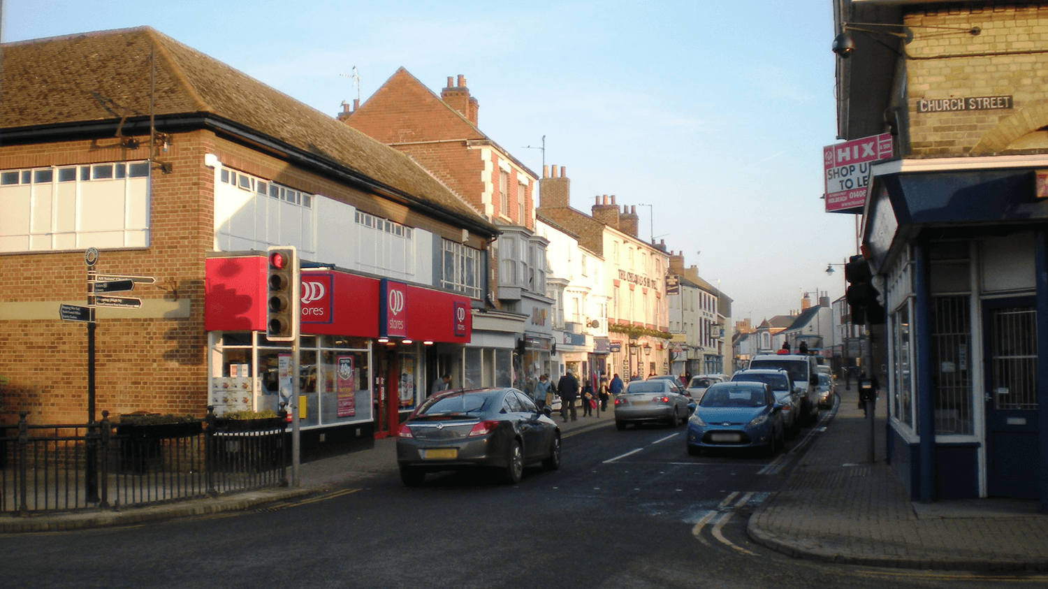 Commercial Properties, Spalding