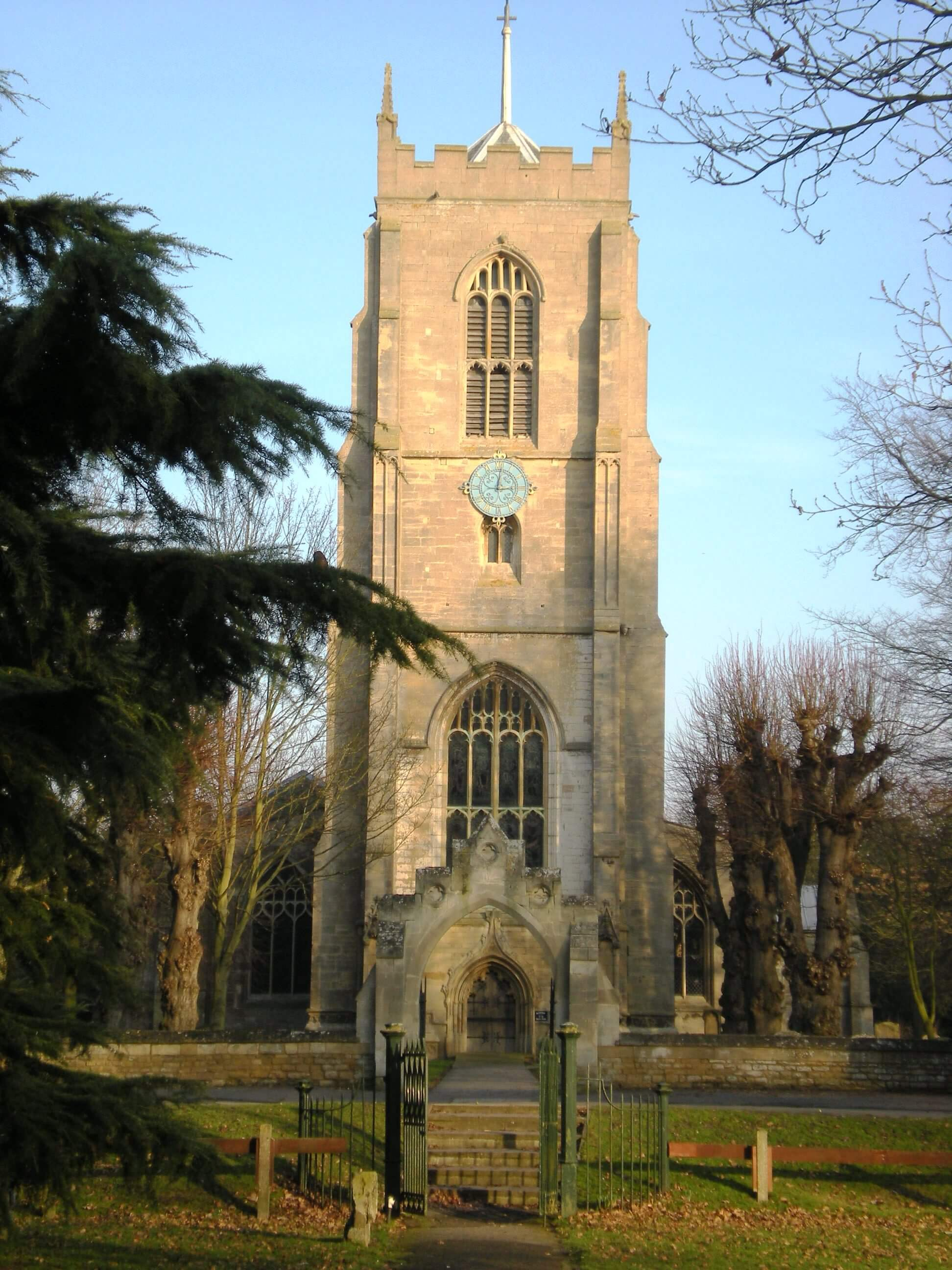 Pinchbeck Church, near Spalding